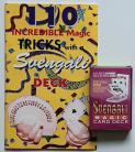 110 Incredible Magic Tricks with a Svengali DECK booklet and Svengali Deck Set