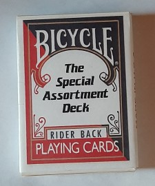 BICYCLE - The Special Assortment Deck