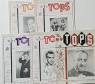 The NEW TOPS / 5 magazines set