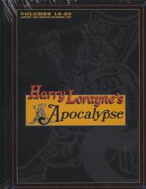 Apocalypse - Volume's 16 - 20 by Harry Lorayne - New Magic Book