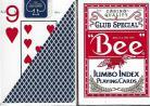Bee 77 Jumbo Index Playing Cards