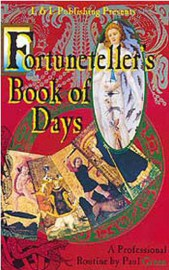 Fortune Teller's Book of Days by Paul Green