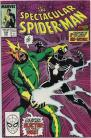 Peter Parker SPECTACULAR SPIDER-MAN #135 VF/NM Sin-Eater 1976