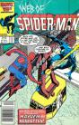 Web of Spider-Man #21   Mayhem Over Manhattan