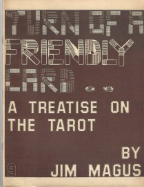 Turn Of A Friendly Card, By Jim Magus