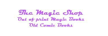 The Magic Shop - The Magic Shop